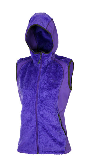 Salewa Feolin LOF Women's Vest iris blue